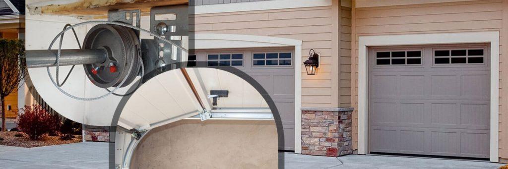 Garage Door Tracks Repair College Point